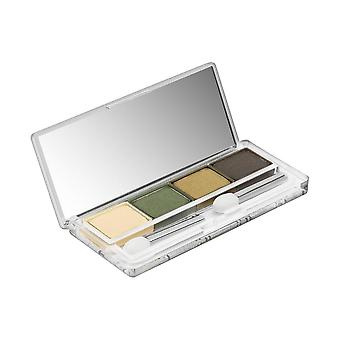 Clinique all about shadow quad eye shadow 05 on safari