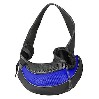 Small Transport Bag for Pets - Blue