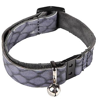 Arppe Leopard Skin Adjustable Cat Collar (Cats , Collars, Leads & Harnesses , Collars)