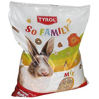 Tyrol Rabbit Mix  So Family (Small pets , Treats)