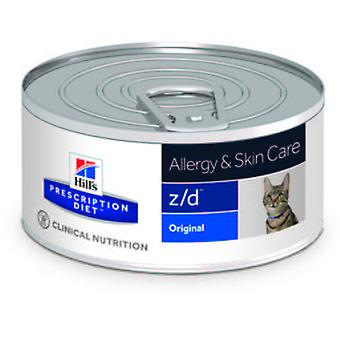 Hill's Feline Z/D Ultra Allergen-Free (Cats , Cat Food , Wet Food)
