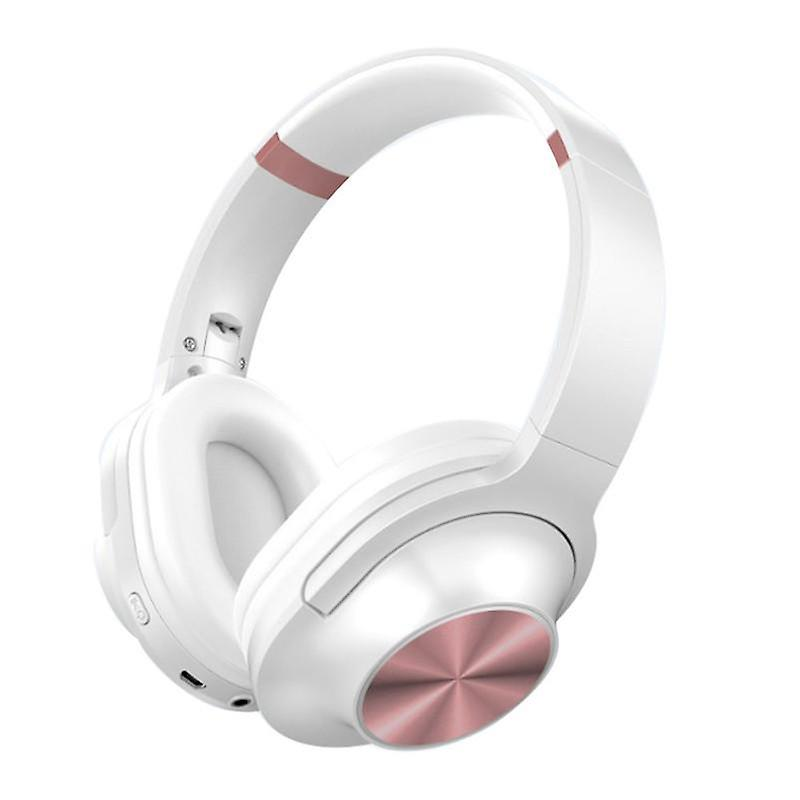 Wireless bluetooth fordable headphone stereo