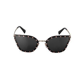 Valentino VA2028 300387 59 Cat Eye Sunglasses