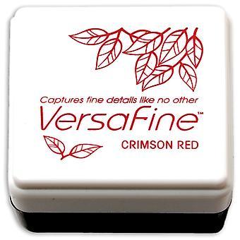 VersaFine Pigment Mini Muste Pad-Crimson Punainen
