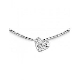 QUINN - Halskette - Damen - Weißgold 750 - Top W. (G)si. - 4272149