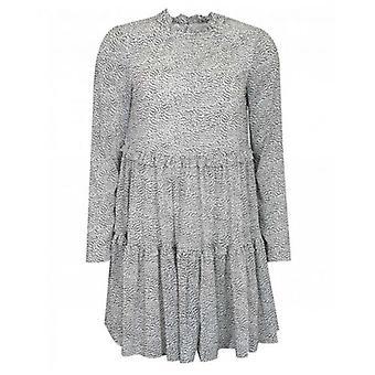 Ted Baker Ditsy Print Langarm Kleid