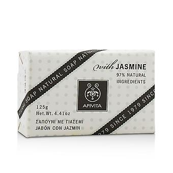 Natural soap with jasmine 206418 125g/4.41oz