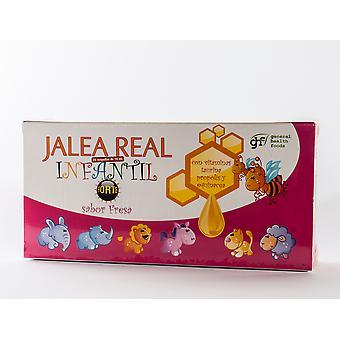 GHF Children's Royal Jelly Forte Strawberry Flavor 20 Phials 10 ml
