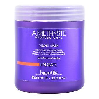 Odżywczy maska do włosów Amethyste Farmavita (1000 ml)