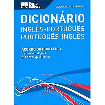 English-Portuguese & Portuguese-English Academic Dictionary (3rd Revi