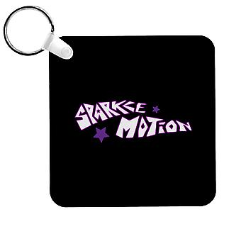 Donnie Darko Sparkle Motion Keyring