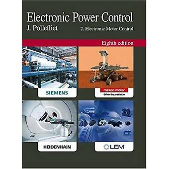 Electronic Power Control  Electronic Motor Control by Jean Pollefliet