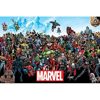 Marvel Universe Maxi Poster