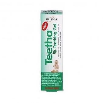 ネルソンズ - Teetha 歯が生えるジェル 15 g