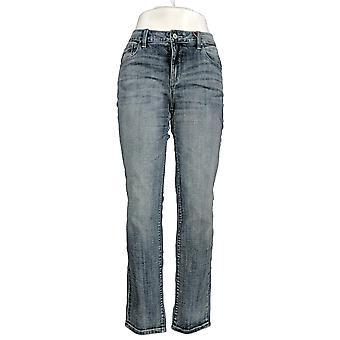 Laurie Felt Women's Jeans Classic Denim Boyfriend Blue A351981