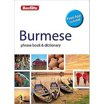 Berlitz Phrase Book & Dictionary Burmese(Bilingual dictionary) by