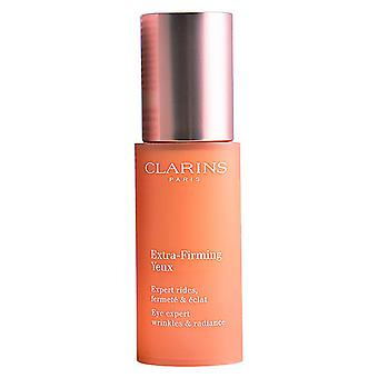 Anti-Ageing Cream for Eye Area Extra Firming Clarins (15 ml)