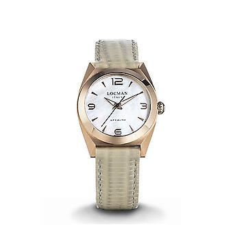 LOCMAN - Wristwatch - Women - 0804R14R-RRMWRGPA - STEALTH LADY ONLY TIME QUARTZ