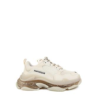 Balenciaga 544351w2fb19005 Kvinder's Beige Polyester Sneakers