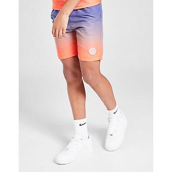 New McKenzie Boys' Batixa Swim Shorts Orange