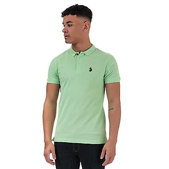 Men's Luke 1977 Williams Polo Camisa en verde