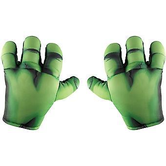 Hulk pehmeä isot kädet