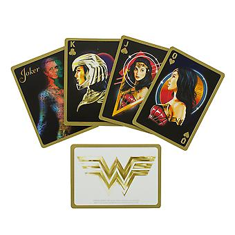 Wonder Woman 1984 Playing Cards Licensed DC Comics Standard 52 Card Deck