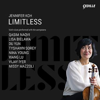 Limitless [CD] USA import