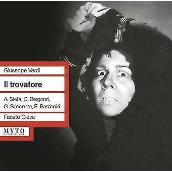 Verdi / Bergonzi - Il Trovatore: Stella-Bergonzi [CD] USA import
