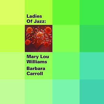 Williams/Carroll - Ladies of Jazz [CD] USA import
