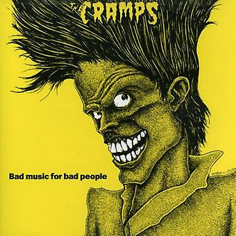 Cramps - Bad Music for Bad People [CD] USA import