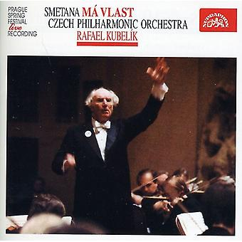 Czech P O - Smetana: M  Vlast [CD] USA import