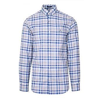 GANT Capri blau Oxford Shirt