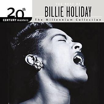 Billie Holiday - Millennium Collection-20th Century Masters [CD] USA import
