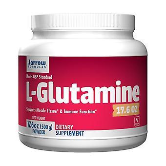 L-glutamiiniJauhe 500 g jauhetta