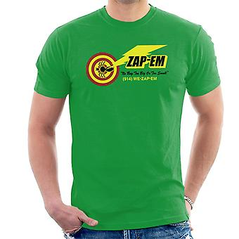 Men In Black Zap Em Logo Men's T-Shirt