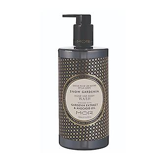 Mor Emporium Classics Hand And Body Wash 500Ml Snow Gardenia