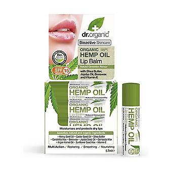 Organic Hemp Lip Balm 5,7 g