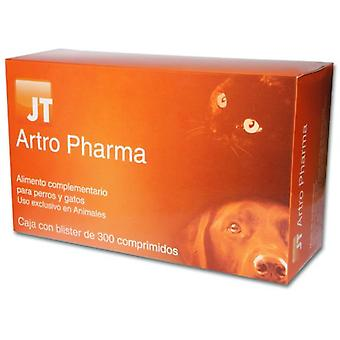 JTPharma Complemento para Perros y Gatos Artro Pharma 300 Comprimidos