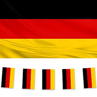 Duitsland Vlag & Bunting Pack