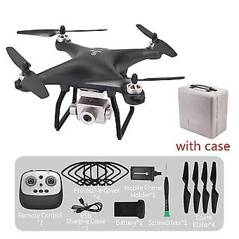 X13 - 5g Wifi 4k Hd Camera Gps With Brushless Motor Gimbal Stabilizer Profissional Quadcopter Fpv Racing Drone Toys