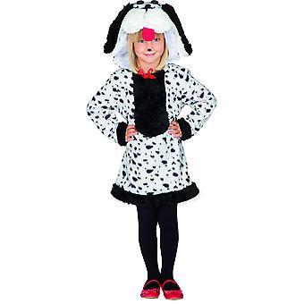 Dalmate chien dalmate costume d'animal costume dalmate costume dalmate costume d'enfant