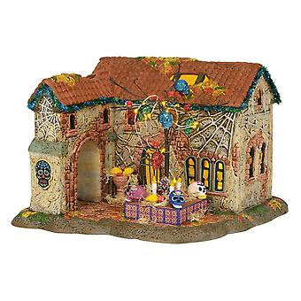 Dept 56 Halloween Day Of The Dead House New 2019 Snow Village