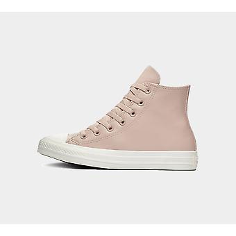 Converse Ctas Hi 564398C Beige Womens Shoes Boots