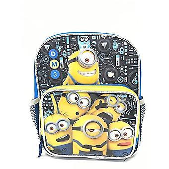 Mini Backpack Despicable Me 3 Minions DM3 Group Blue 10