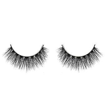 Lash XO Premium 3D False Mink Eyelashes - MykonosXO - Lightweight and Fluffy