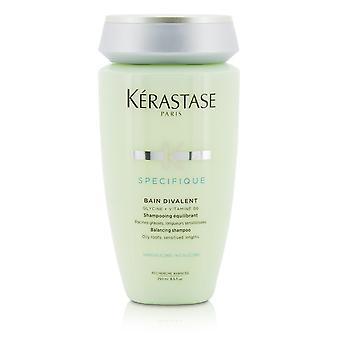 Shampoo de equilíbrio divante de bain especificado (raízes oleosas, comprimentos sensibilizados) 207139 250ml/8.5oz