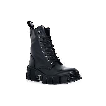 New rock wall asa luxor negro boots / boots