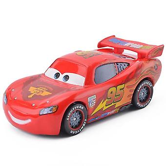 1:55 Disney Pixar Cars 3 2 Frank And Tractor Lightning - Mcqueen Mater Jackson Storm Ramirez Diecast Toys Car Kid Christmas Gift