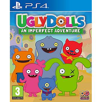 UglyDolls An Imperfect Adventure PS4 Game